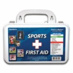 Coach's Medium Plastic First Aid Kit
