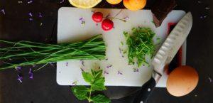 Treating Kitchen Injuries