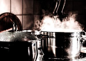 Treating Kitchen Burns