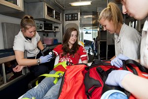 National EMS First Responder Week