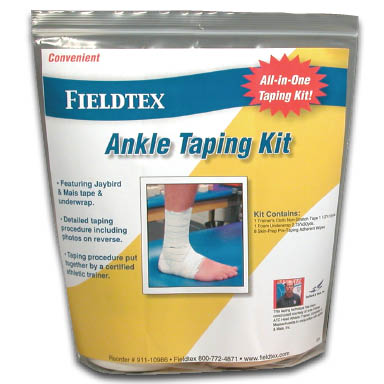 Ankle Taping Kits | Fieldtex Products, Inc.