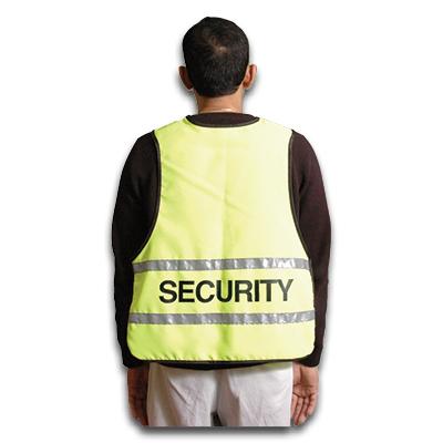 Security Safety Vests Image of Security Vest