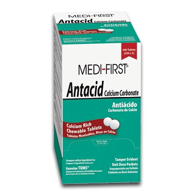 importance of antacids