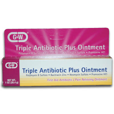 Triple Antibiotic Ointment   Fieldtex Products, Inc
