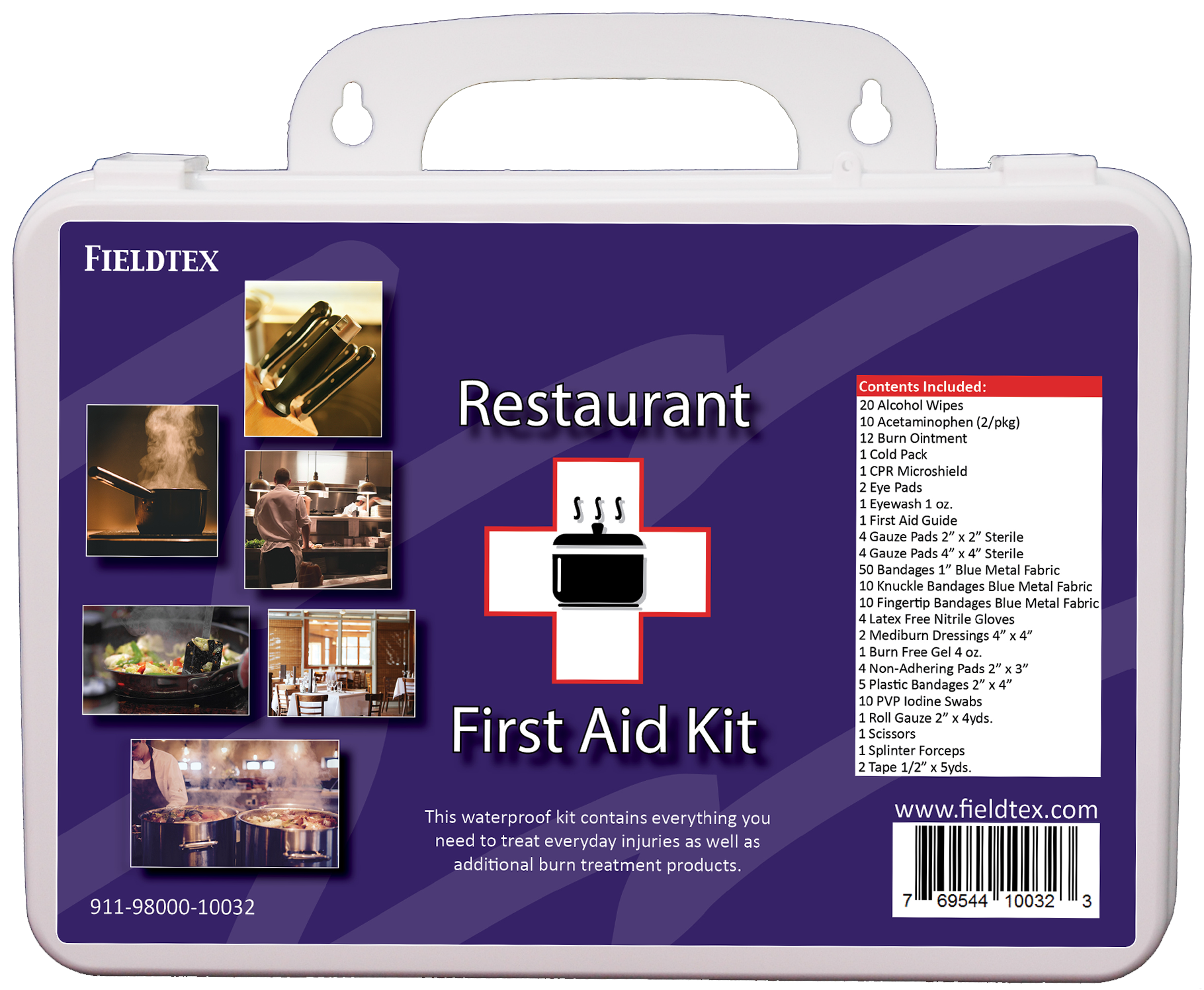 Ny state compliant cpr kit for First aid kits for restaurant kitchens